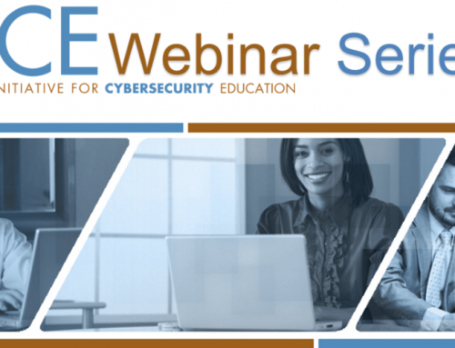 NICE Webinar: The Challenge of That First Job in Cybersecurity – Entry Level Roles and How to Qualify