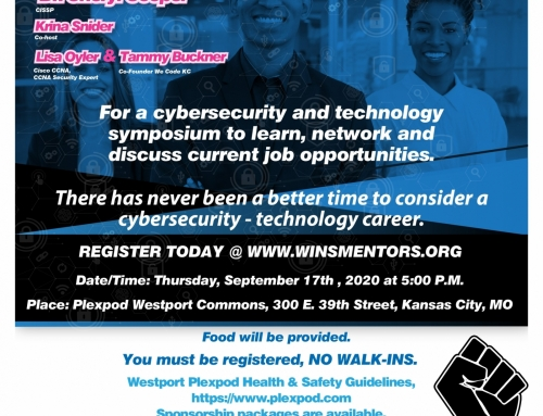 KANSAS CITY CYBER SECURITY & TECHNOLOGY (Cyber-Tech) MENTORING SYMPOSIUM – STARTING A CAREER IN CYBER-TECH